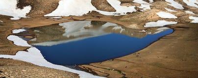 Kalar jezioro Fotografia Stock