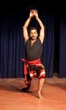 kalaripayatt κύριος στοκ εικόνα με δικαίωμα ελεύθερης χρήσης