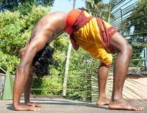 Kalarippayat, Kerala indyjska antyczna sztuka samoobrony Obraz Royalty Free