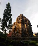 Kalasan Tempel, Indonesien Lizenzfreies Stockbild