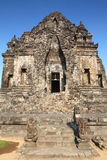 The Kalasan Temple Face Royalty Free Stock Photography