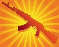Kalashnikov Fotos de Stock