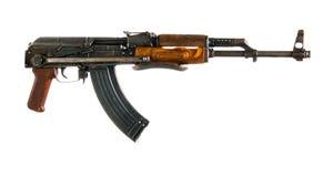 Kalashnikov Royalty Free Stock Image