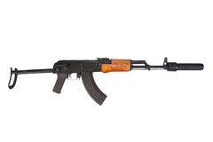 Kalashnikov AK47 Arkivfoto