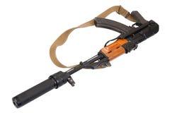 Kalashnikov AK47 Foto de Stock Royalty Free