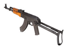 Kalashnikov AK47 Fotografie Stock Libere da Diritti