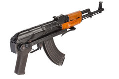Kalashnikov AK47 Immagini Stock Libere da Diritti