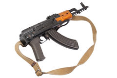 Kalashnikov AK47 Foto de Stock