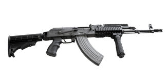 Kalashnikov AK-47 Foto de archivo libre de regalías