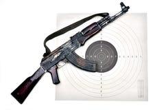 Kalashnikov Ak 74 Stock Photography