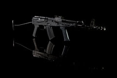 Kalashnikov AK assault rifle. Stock Image