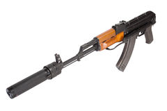 Kalashnikov AK47 Stock Images
