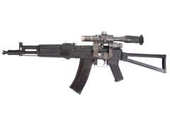 Kalashnikov AK Royalty Free Stock Photos