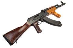 Kalashnikov AK 47 Romanian version Stock Photo