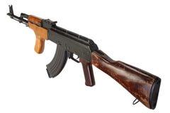 Kalashnikov AK 47 Romanian version Stock Image