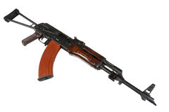 Kalashnikov akm Stock Photography