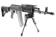 Kalashnikov assault rifle Royalty Free Stock Images