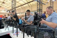Kalashnikov Concern Stock Photo