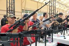 Kalashnikov Concern Stock Image