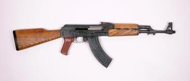 Kalashnikov iraquiano de Tabuk Fotos de Stock Royalty Free