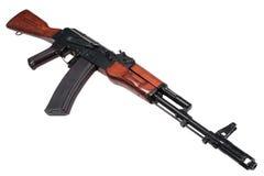 Kalashnikov rifle ak74n Stock Photography