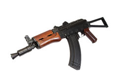 Kalashnikov spetsnaz rifle Royalty Free Stock Images