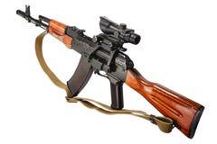 Kalashnikovak 47 Arkivfoto