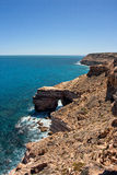 Kalbarri Cliffs Stock Photos