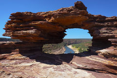 Kalbarri N.P. - Natures Window Stock Photography