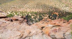 Kalbarri selvaggio: Natura non trattata Fotografia Stock