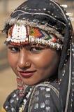 Kalbelia Dancer Royalty Free Stock Images