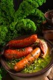 Kale or borecole Stock Photos