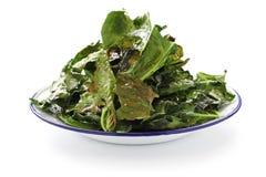 Kale chips Stock Photos