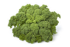 Kale Curly Foto de Stock