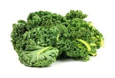 Kale on White Royalty Free Stock Image