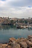 Kaleici, Antalya old town harbor. Stock Image
