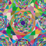Kaleidescope pattern Royalty Free Stock Photo