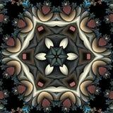 kaleidoscope края Стоковая Фотография