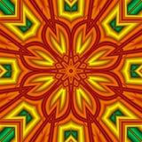 kaleidoscope осени Стоковые Фотографии RF