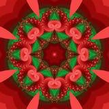 kaleidoscope праздника Стоковые Изображения RF