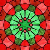 kaleidoscope праздника иллюстрация вектора