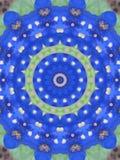 kaleidoscope цветка Стоковые Изображения