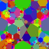 Kaleidoscope 2 Royalty Free Stock Photography
