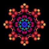 kaleidoscope Arkivbild
