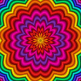 kaleidoscope διανυσματική απεικόνιση