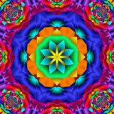 Kaleidoscope Royalty Free Stock Images