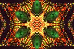 kaleidoscope 46 Stock Photography