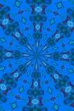 kaleidoscope Arkivfoton
