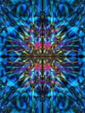 Kaleidoscope 5 Royalty Free Stock Images