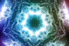 kaleidoscope Royaltyfria Foton